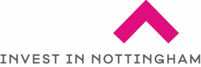 Invest in Nottingham logo