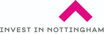 Invest in Nottingham logo